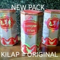 SAMYUWAN Original Dus Mengkilat Murah