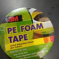 double tape / pe foam tape 3m original