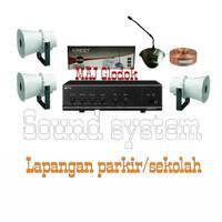 Sound system Toa Lapangan Parkir/Sekolah