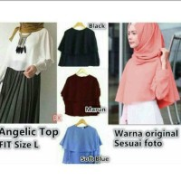BLOUSE ANGELIC TOP