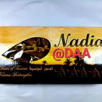 Kurma Tunisia Tunis Nadia 500 Gram Rasa Mirip Palm Fruit Frutt Murah