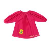Sabrina Dress Baju Bayi Anak Perempuan Pink
