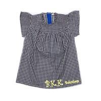 Ruffle Dress Bayi Baju Anak Perempuan BLACK NO TAPE