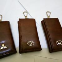 dompet stnk gantungan kunci motor dan mobil