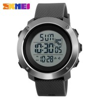 Jam tangan Original SKMEI DG 1267 Original Suunto Grey