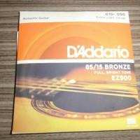 senar gitar akustik New Cover 010 fullset ez900 murah meriah