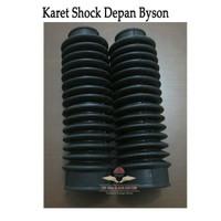 KARET SHOCK DEPAN BYSON