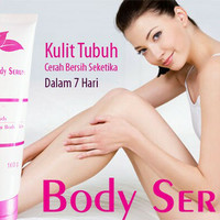 Fair n Pink Body Serum - Body Lotion - Pemutih Kulit Badan