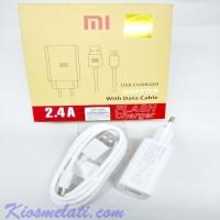 Charger Original Xiaomi 2A - Redmi Note 1 2s 3 4 X 4x Prime Pro 3s 4A