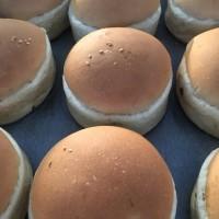 Roti Bun Burger isi 2 pcs