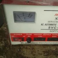 (Dijamin) matsunaga stavol SVC-1500F:1500watt/soft starter matsunaga