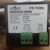 (Murah) digital meter frequeency/ac digital HZ meter