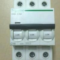 (Sale) mcb IC60N 3phase 16A 6ka schneider