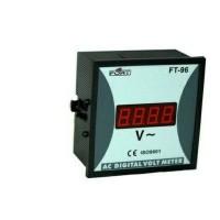 (Murah) digital volt meter 1 display/ac digital volt meter