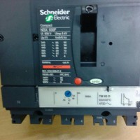 (Sale) breaker MCCB NSX100F-36ka 4pole 63A schneider