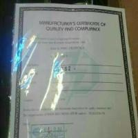 (Dijamin) KURN R150 penangkal petir/lighitning protection KURN 150