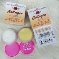 The Face Cream Collagen Day and Night BPOM Original