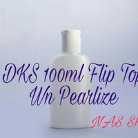 Botol DKS 100ml / Botol Toner / Botol Sabun