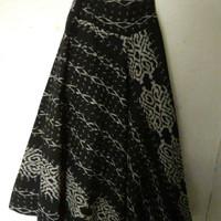 rok tenun ikat blanket troso (etnik)