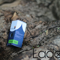 Pengharum Parfum Mobil Car Freshener Ladea GREEN TEA