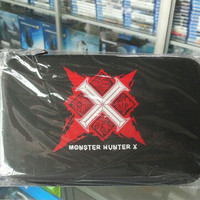 Switch Deluxe Travel Case - Game Card Cases (Monster Hunter Edition)