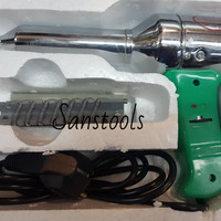 Mesin las Pvc Orange Japan plastic welding machine heating gun plastik