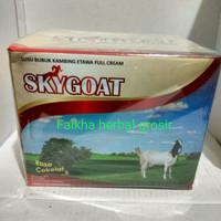 Skygoat susu kambing etawa coklat full cream