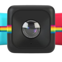 (Murah) Polaroid Cube+ Action Camera (Black)