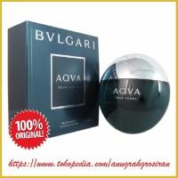 Parfum ori Bvlgari Aqua for Men EDT 100ml Original BEST
