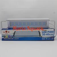 YAMANO LED P 400 / 5 WATT P400 / 5W LAMPU AQUARIUM AQUASCAPE 30 - 40Cm