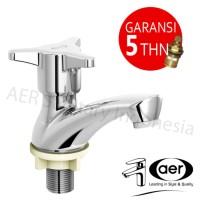 AER Kran Air Wastafel Kuningan / Brass Basin Faucet WOV 09BX