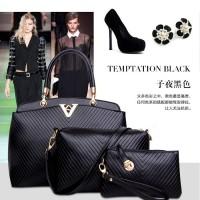 Tas wanita import tas kerja tas handbag shoulder bag
