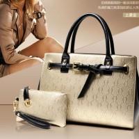 Tas wanita import fashion bag kulit pu   dompet pouch 120819