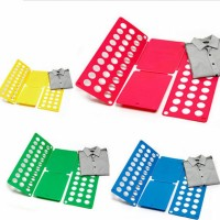 alat melipat baju praktis tanpa setrika filpfold alat bantu setrika
