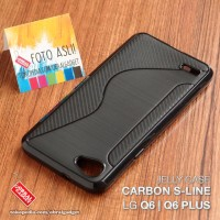 Soft Jelly Case LG Q6 / Q6+ Plus Softcase Silikon Silicon Casing Cover
