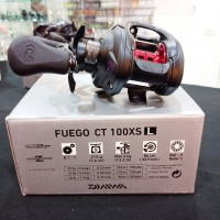 Reel Baitcasting DAIWA NEW FUEGO CT 100XSL (Handle Kiri)