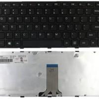 Keyboard LENOVO IdeaPad 300-14IBR 300-14ISK IP300 ip 300 Hitam