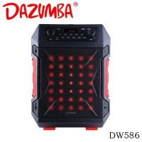 Dazumba DW586 Portable Speaker Bluetooth - Hitam