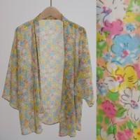 Flower Cardigan Kimono