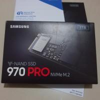 SAMSUNG SSD 970 PRO 1TB - NVMe SAM-SSD-V7P1T0BW