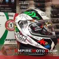 Helm Nolan N64 Petrucci