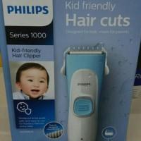 Philips Alat Cukur Rambut Anak2 Hair Clipper HC1055