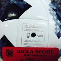 TOP SELLING BOLA FUTSAL ADIDAS ORIGINAL 100persen TELSTAR WORLD CUP 2