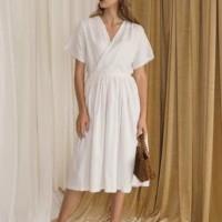 STARRY - White Lily Dress (Branded Original)