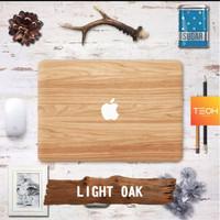 LIGHT OAK - Premium MacBook Skin Decal Cover Sticker