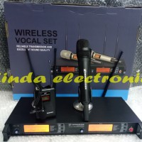 Mic Wireless Sennheiser Skm 9000 2bh Pegang Clipon Sennheiser Skm9000