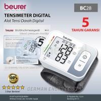 Beurer Tensimeter Digital Wrist BC 28