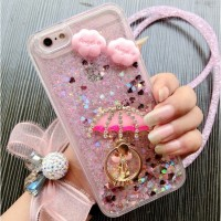 Water glitter case redmi 5a