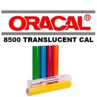 ORACAL 8500 Translucent Cal Stiker Neon Box Reklame Backlit Meteran
