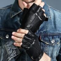 Sarung Tangan 59 - Pria Wanita Kulit Asli Sarung Tangan Pecinta Sarung